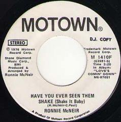 Have You Ever Seen Them Shake (stereo) / (mono)