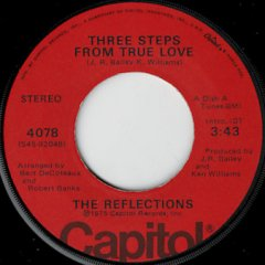 Three Steps From True Love / How Could We Let The Love Get Away