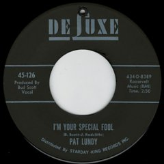 I'm Your Special Fool / Another Lovin' Kind Of Feeling