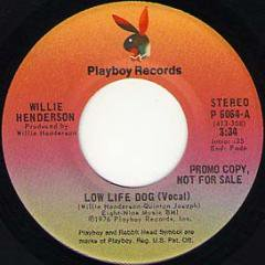 Low Life Dog (stereo) / (mono)