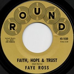 Faith, Hope & Trust / You Ain't Right