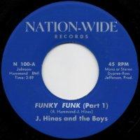 Funky Funk (pt.1) / (pt.2)