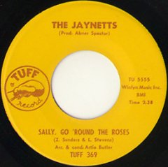 Sally, Go 'Round The Roses / (inst)