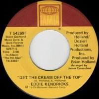 Get The Cream Off The Top / Honey Brown