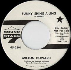 Funky Shing-A-Ling / I'm From Missouri