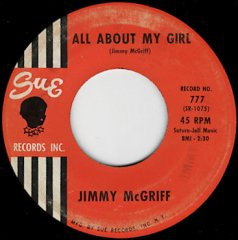 All About My Girl / M. G. Blues