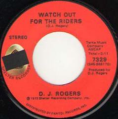 Watch Out For The Riders / March On