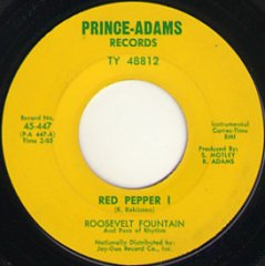 Red Pepper (pt.1) / (pt.2)