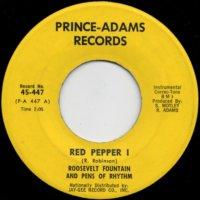 Red Pepper (pt.1) / (pt.2)