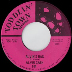 Alvin's Bag / Whip It On Me