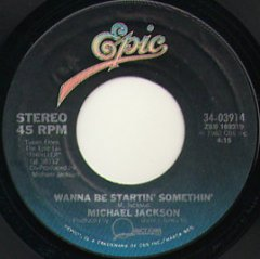 Wanna Be Startin' Somethin' (vo) / (inst)