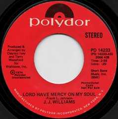 Lord Have Mercy On My Soul (stereo) / (mono)