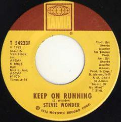 Keep On Running / Evil