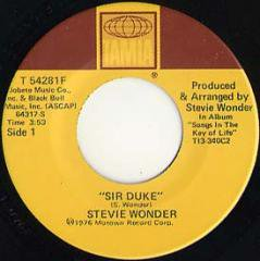Sir Duke / He's Misstra Know It All