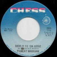 Sock It To 'Em Judge / The Hip Judge