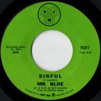 Sinful / Groovin' With Mr Lee
