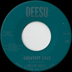 Greatest Love / Hello Mama