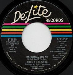 Universal Sound / Aucestral Ceremony