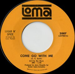 Come Go With Me / Playboy