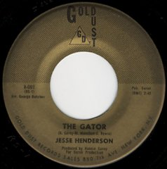 The Gator / What Happened