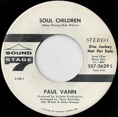 Soul Children (stereo) / (mono)