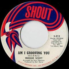 Am I Grooving You / Never You Mind