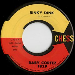 Rinky Dink / Getting Right