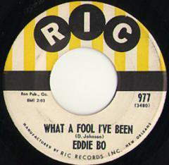 What A Fool I've Been / It Must Be Love