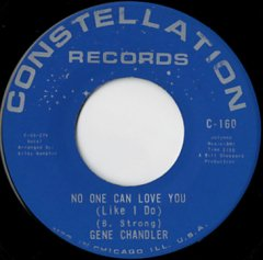 No One Can Love You / Good Times
