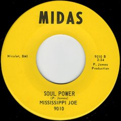 Soul Power / The Funky Blues