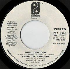 Bull Doo Doo (stereo) / (mono)