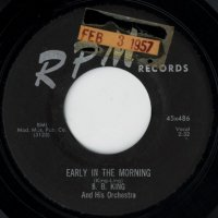 Early In The Morning / You Don't Know