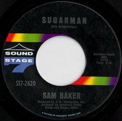 Sugarman / Strange Sensation