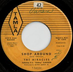 Shop Around / Who's Lovin You