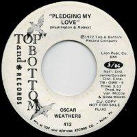 Pledging My Love / (same)