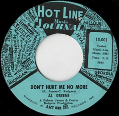Don't Hurt Me No More / Get Yourself Together