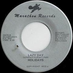 Lazy Day / Ego Tripping