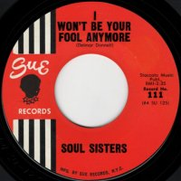 I Won't Be Your Fool Anymore / Just A Moment Ago