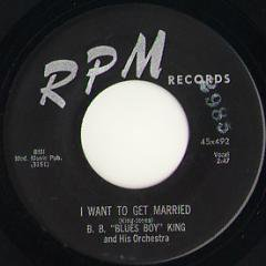 I Want To Get Married / Troubles, Troubles, Troubles