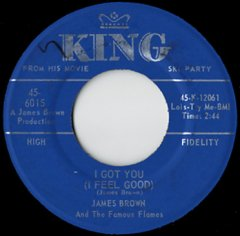 I Got You (I Feel Good) / I Can't Help It