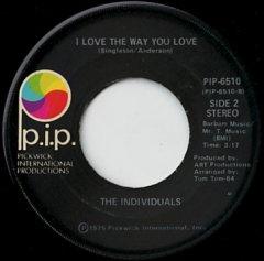 I Love The Way You Love / Gotta Make A Move