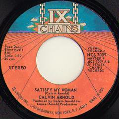 Satisfy My Woman / You'll Do It