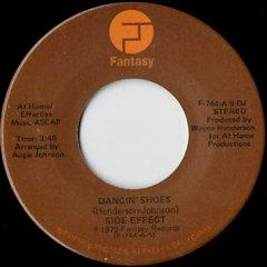 Dancin' Shoes (stereo) / (mono)