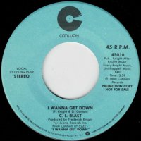 I Wanna Get Down (stereo) / (mono)