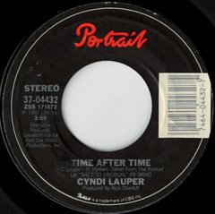 Time After Time / I'll Kiss You