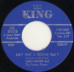 Ain't That A Groove (pt.1) / (pt.2)