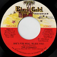 She's For Real / Voyage Thru The Mind