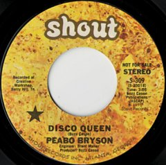 Disco Queen (vo) / (inst)