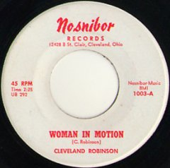 Woman In Motion / My Place In The World