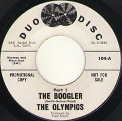 The Boogler (pt.1) / (pt.2)